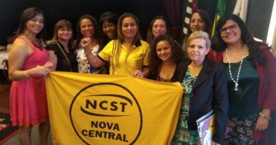 """Diretora de Assuntos da Mulher da Fessp-Esp participa do seminário """"Mais Mulheres na Política"""""""
