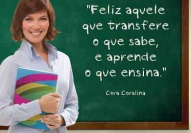 A Feesp-Esp deseja um Dia dos Professores cheio de esperança de dias melhores!