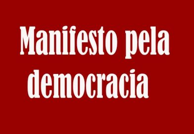 Manifesto das Centrais Sindicais