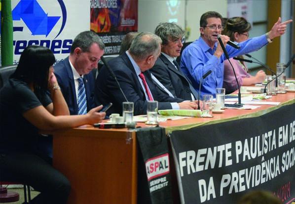 Audiência pública debate reforma da Previdência