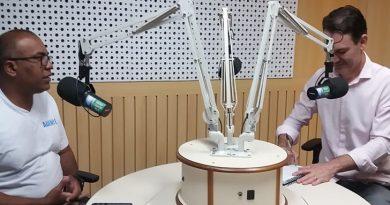 TV Câmara Bauru entrevista presidente do SINDCOP