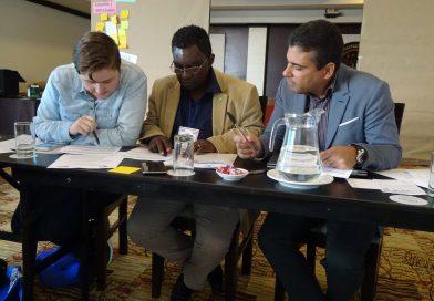 """Mauro de Campos, secretário – Geral  da Fessp-Esp participa de seminário sobre """"O Regime de Proteção de Investimentos na América Latina"""" , representando a CSPB, no Peru"""