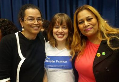 Diretora de Mulheres da Fessp-Esp participa do lançamento da 'Frente Parlamentar em Defesa da Vida da Mulheres'