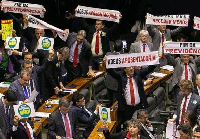 NO CONGRESSO