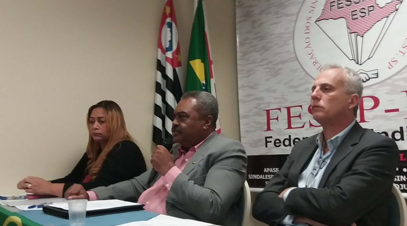 SP: João Domingos prestigia evento do Sispesp e lançamento do Clube de Benefícios Fessp-Esp CSPB Club