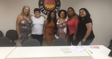 Diretora da Mulher participa de reunião do Fórum Nacional das Mulheres Trabalhadoras das Centrais Sindicais