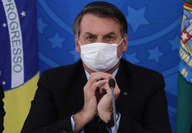Bolsonaro diz que mandou revogar artigo da MP que permite suspensão de contrato de trabalho