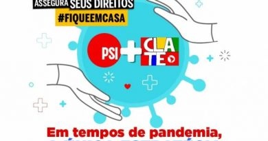 CLATE e ISP, juntas diante da Pandemia
