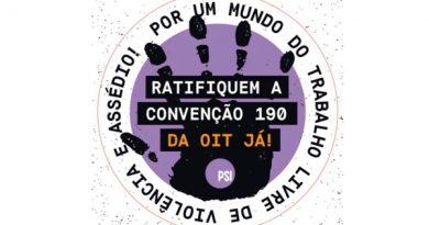 VIOLÊNCIA DE GÊNERO E PROCESSO DE RATIFICAÇÃO C190