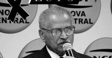 A Fessp-Esp lamenta profundamente a morte do grande líder dos trabalhadores José Calixto Ramos