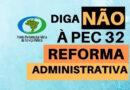 Abaixo-assinado pede suspensão da PEC 32. Participe!