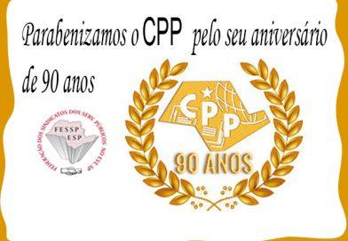 Parabéns ao CPP