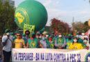 Servidores ocupam Brasília e pressionam contra a PEC 32